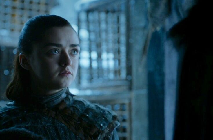 What Is Happening With Arya Stark In Game Of Thrones Season 7