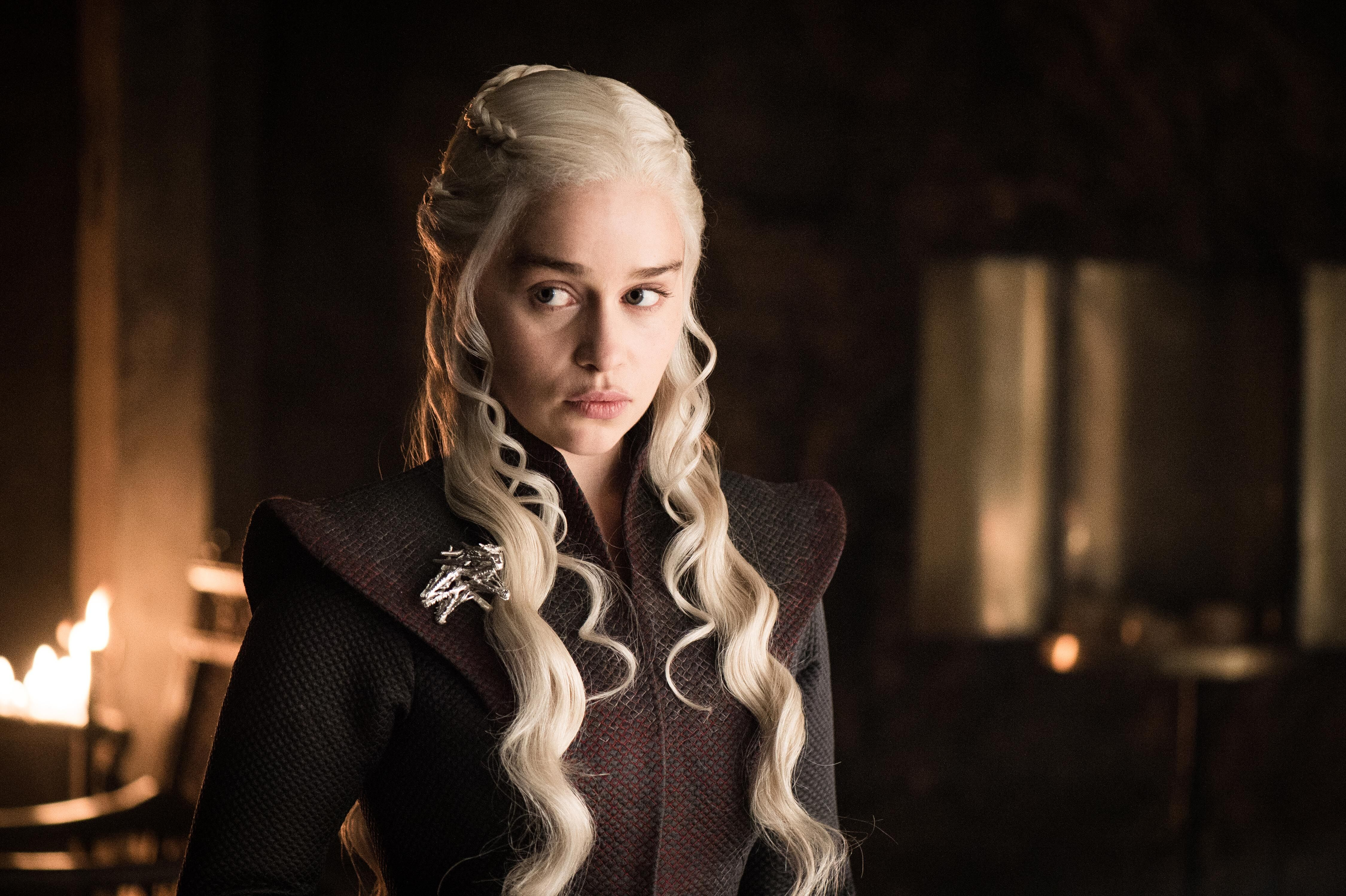 Image result for daenerys hair