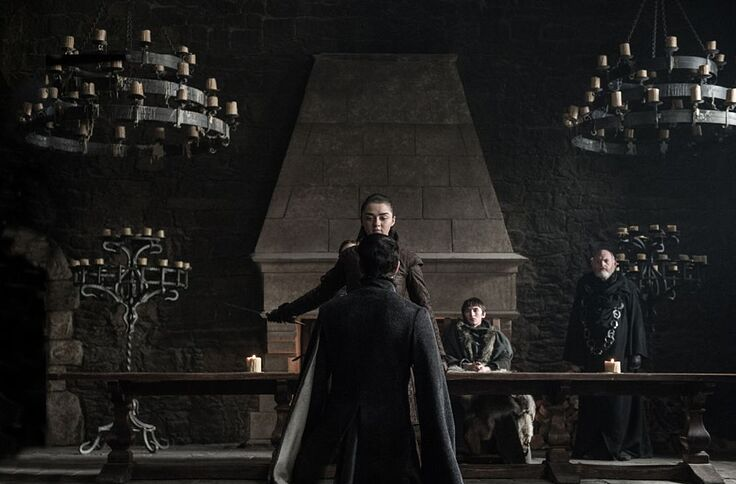 """Unsullied Recap—Game of Thrones 707—""""The Dragon and the Wolf"""""""