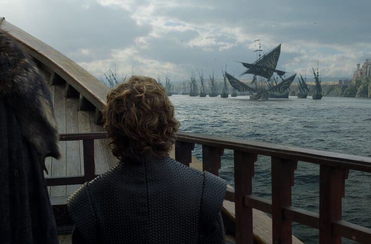 Game of Thrones season 8 filming: Photos from Linen Mill Studios