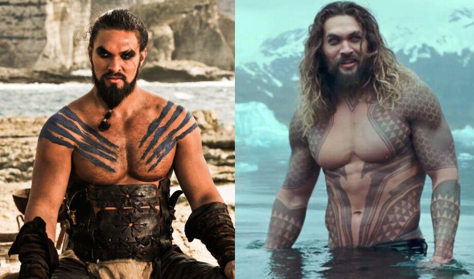 Jason Momoa stars in Frontier trailer, makes superhero ... Daario Naharis And Daenerys Season 4