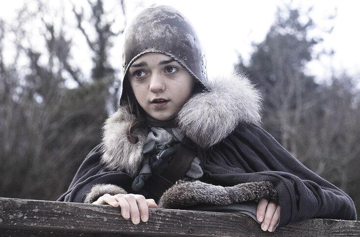 Hbo Looks Back At Arya Stark S Game Of Thrones Journey