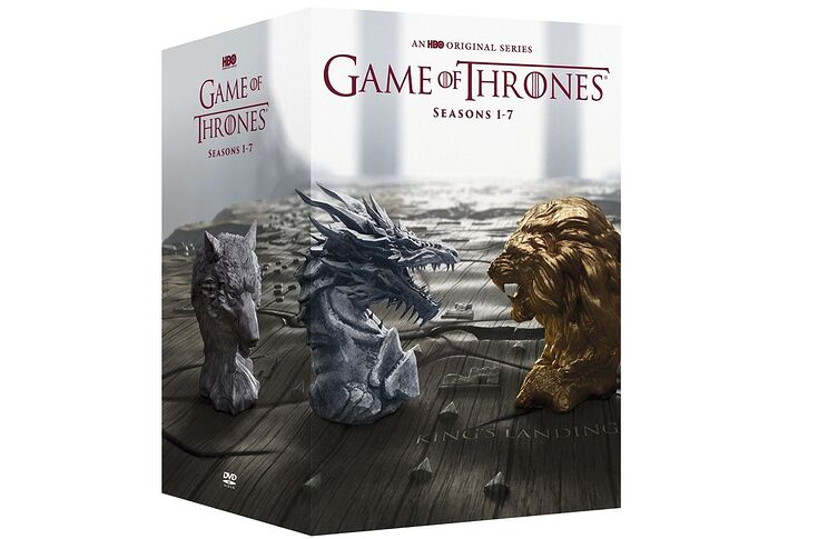 WiC Club giveaway: Complete Game of Thrones home Blu-ray boxset