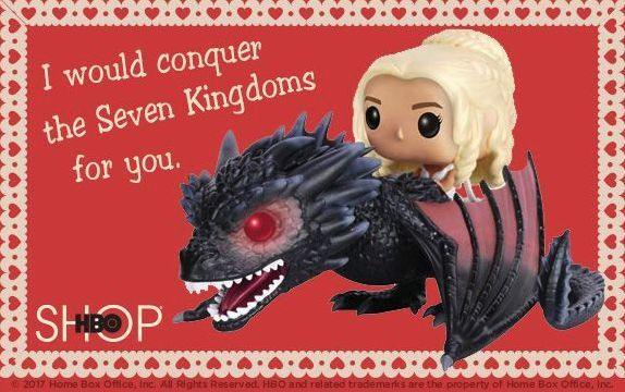Game Of Thrones Valentine S Day Gift Guide