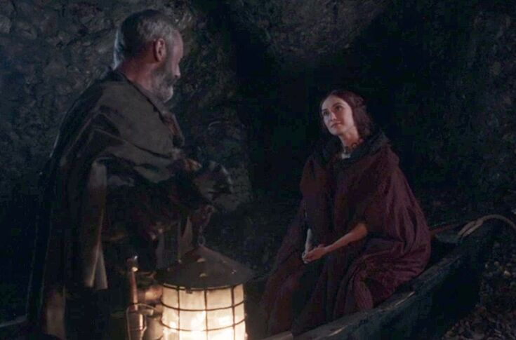 Season 8 filming: Game of Thrones returns to the Cushendun Caves