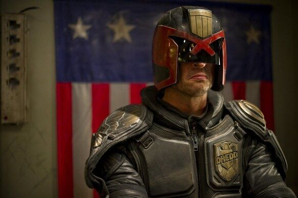 Theres A Judge Dredd Show On The Way And Karl Urban Wants To Reprise The Title Role