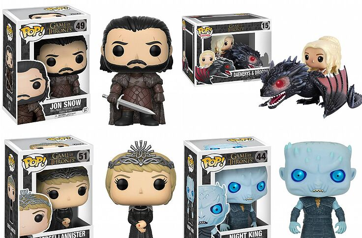 Giveaway: Take your pic of 28 Game of Thrones Funko Pop! figures