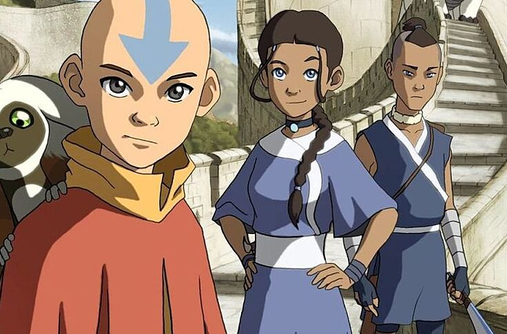 Netflix, check out this incredible-looking Avatar: The Last