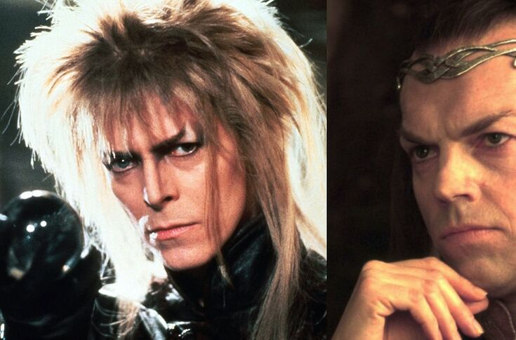 David Bowie Was In The Running To Play Elrond In Lord Of The