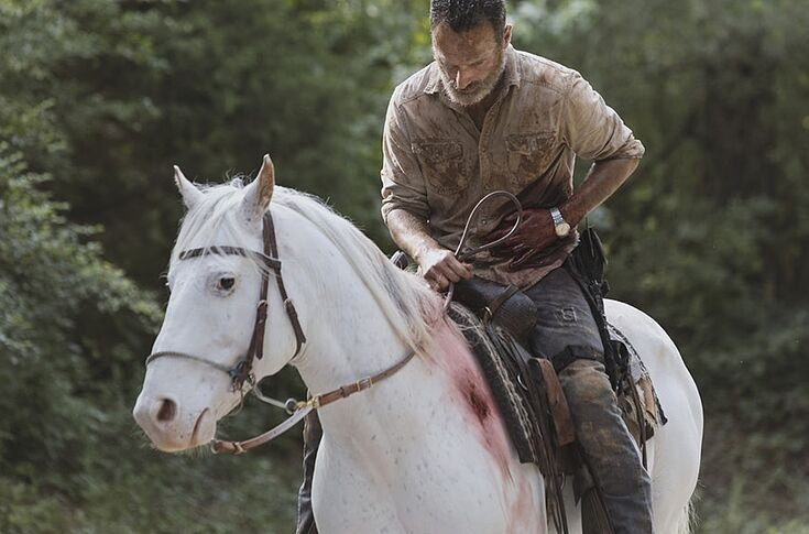 AMC is making standalone Walking Dead movies about Rick