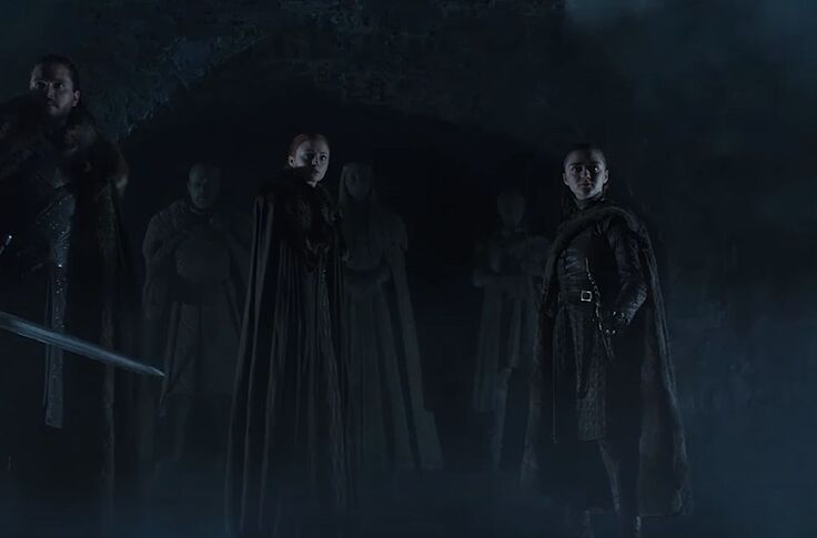 Let's overanalyze the new Game of Thrones season 8 teaser