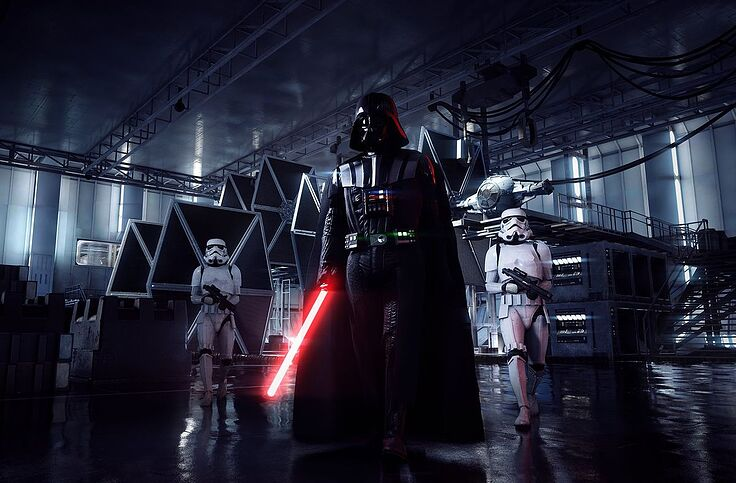 Disney is perfectly fine with EA botching its Star Wars