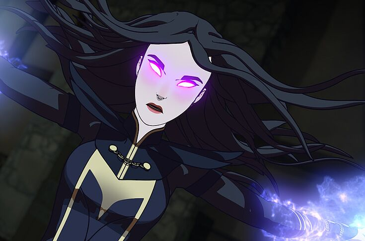 The Dragon Prince season 2 is an improvement for Netflix's animated epic