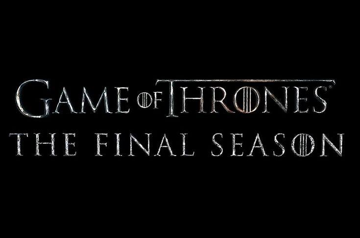 Výsledok vyhľadávania obrázkov pre dopyt game of thrones season 8 title