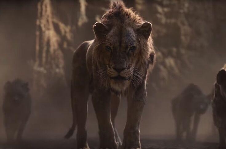 Cgi Animals Speak In The First Trailer For Disneys Lion