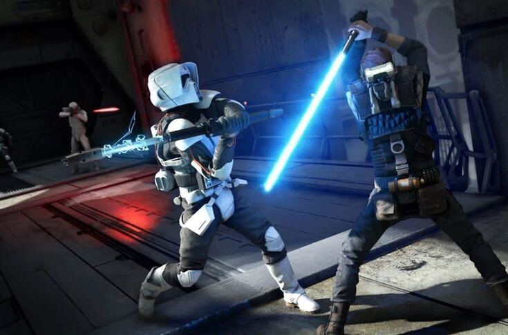 Star Wars Jedi: Fallen Order looks like it gives the fans what they want