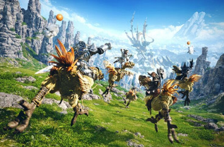 A live-action Final Fantasy TV series is coming