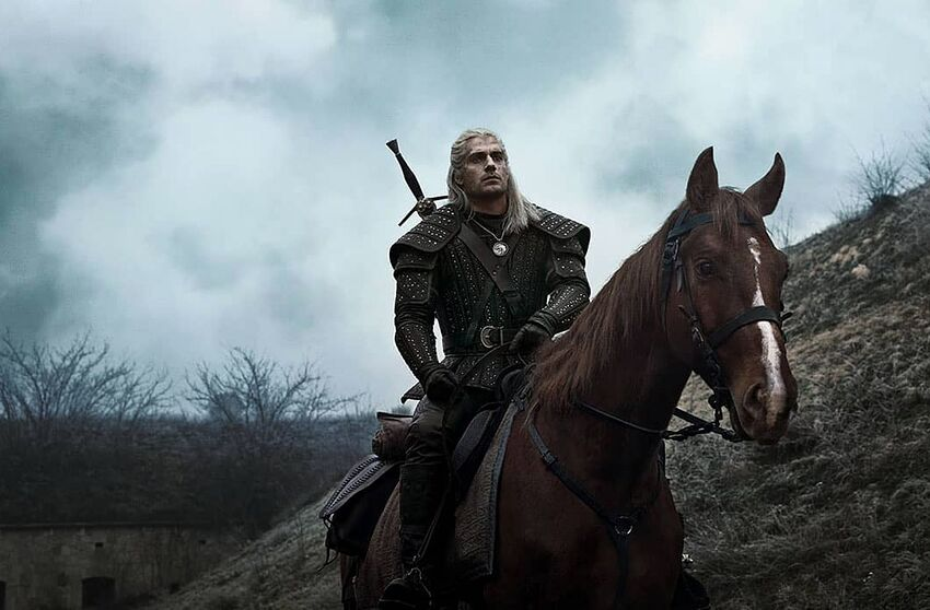 okay but what is a witcher henry cavill explains. Black Bedroom Furniture Sets. Home Design Ideas