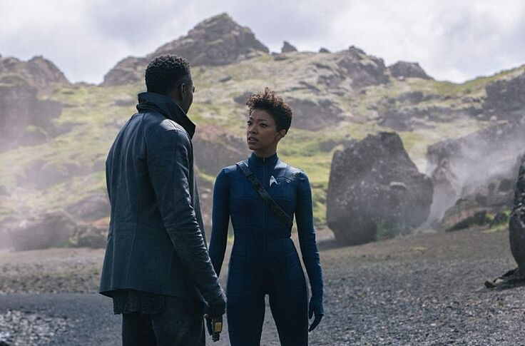 See advance pics from Star Trek: Discovery season 3, other