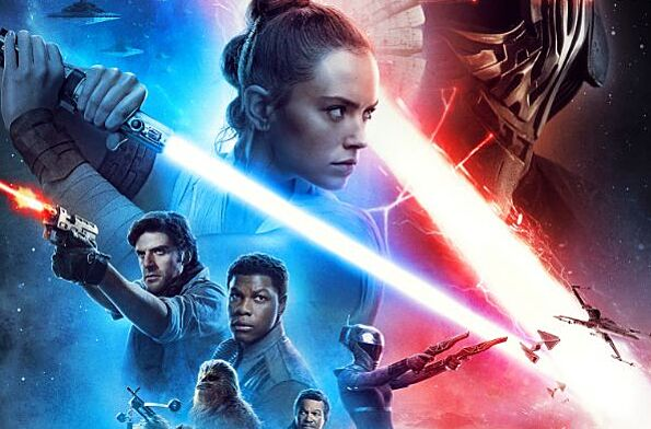 Image result for Star Wars: The Rise of Skywalker""