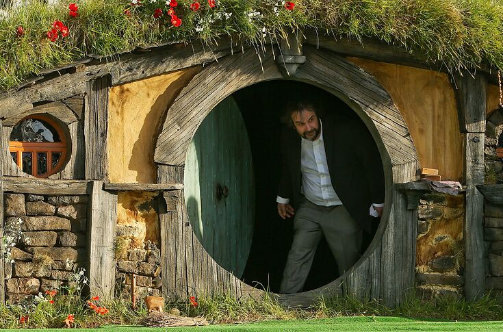 Peter Jackson may help with Amazon's Lord of the Rings show