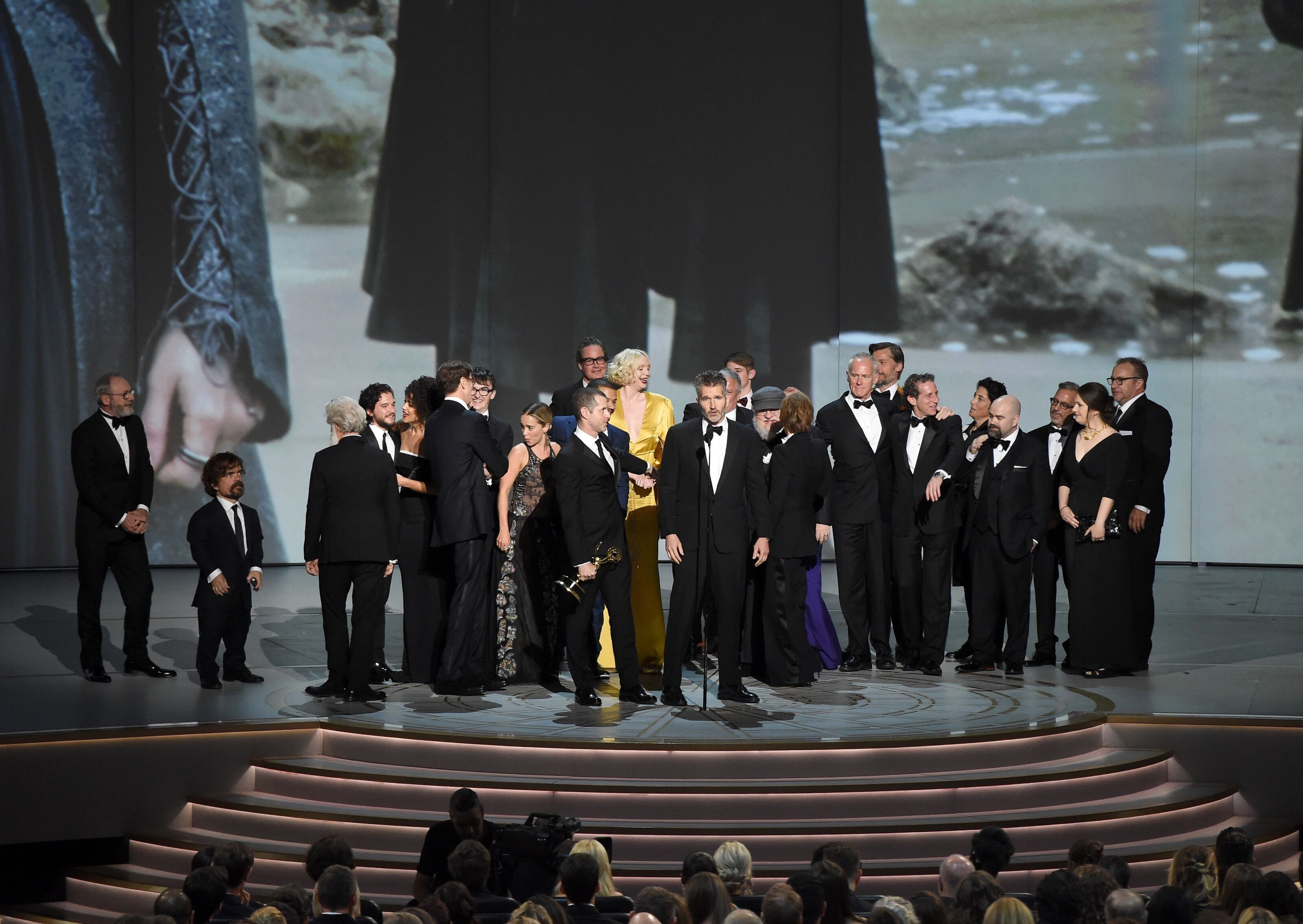 "Image result for 'GAME of Thrones' Wins Outstanding Drama Series at the 2018 Emmys, ""SepTEMBER 18, 2018"""