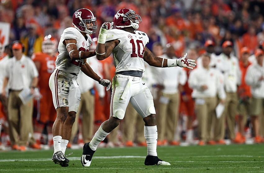 2017 NFL Draft: Alabama Reuben Foster Scouting Report
