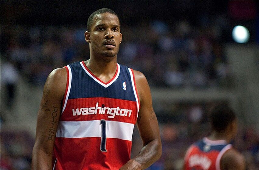 Image result for trevor ariza wizards usa today sports