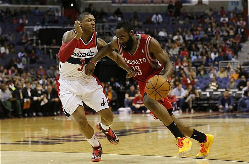 4218aed3eefb Wizards at Rockets  Game Time