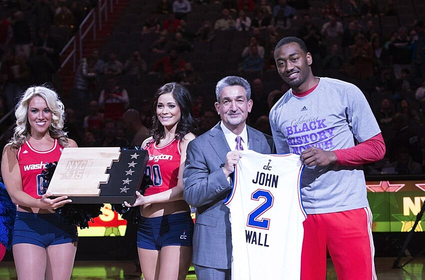 665f77f11f8b Washington Wizards  John Wall Ranked 13th Best Player In NBA By Sports  Illustrated