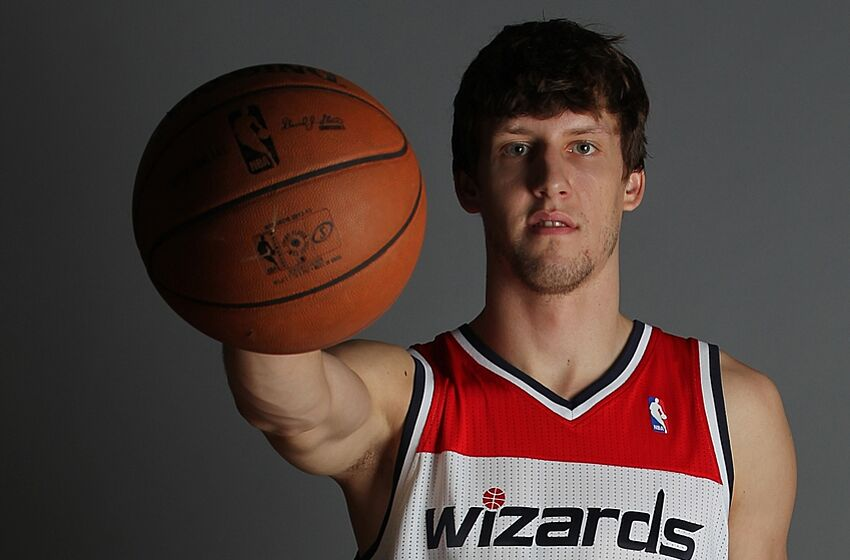Where Are Former Washington Wizards Vesely And Pecherov