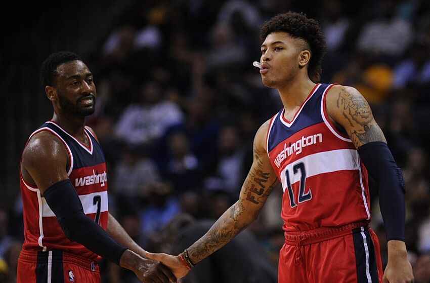 afec5a584cf Washington Wizards Unveil New Alternate Jersey For 2016-17 NBA Season