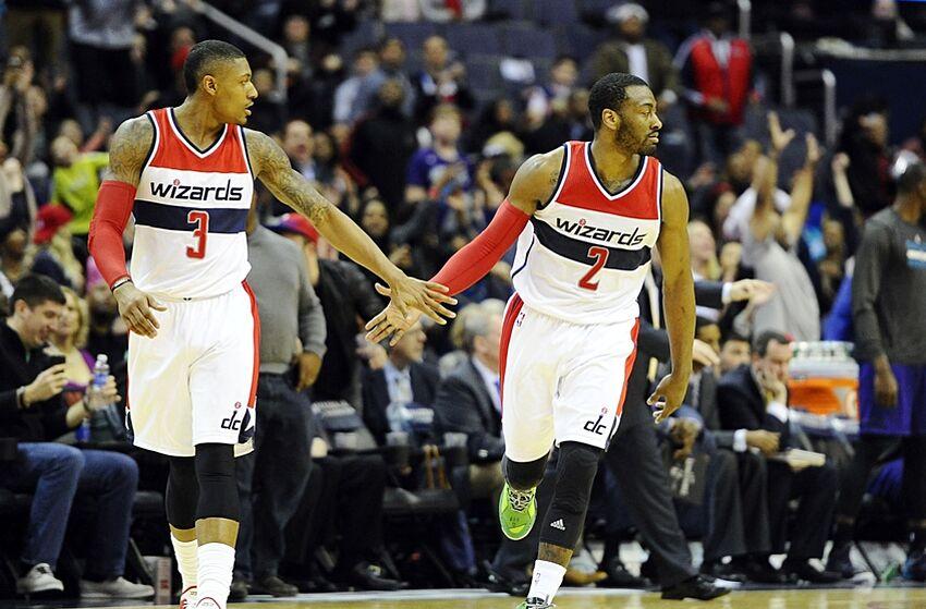464ebc0b1d3 Washington Wizards  John Wall Thinks Bradley Beal Should ve Been An NBA All- Star
