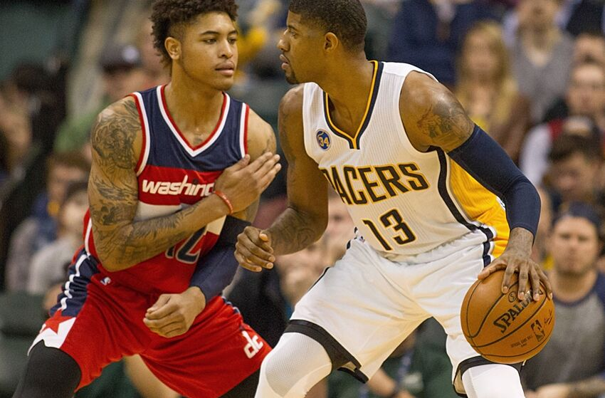 Washington Wizards' Oubre the Next Paul George?