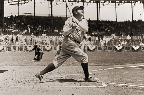 Why was babe ruth called the great bambino-5981