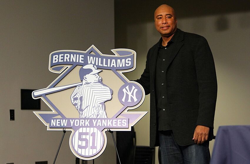 519adb30f Yankees News  Yankees Will Wear Special Patch to Honor Bernie Williams