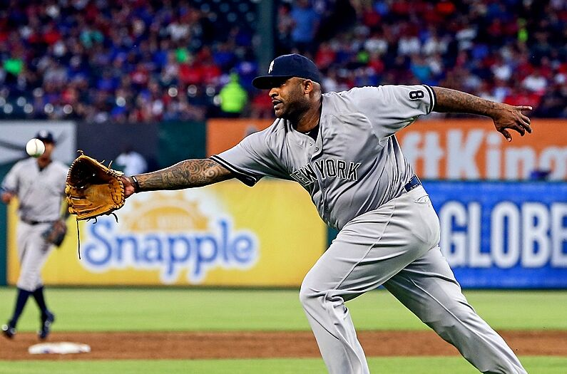 New York Yankees Recap  Tough Luck for CC cb7394b6c439