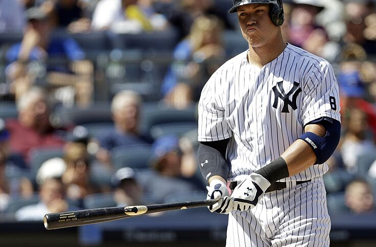 Yankees Face Tough Decision With Outfielder Aaron Judge