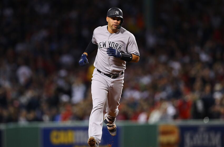 a562219480f Yankees  Will catcher Gary Sanchez get back on track in 2019