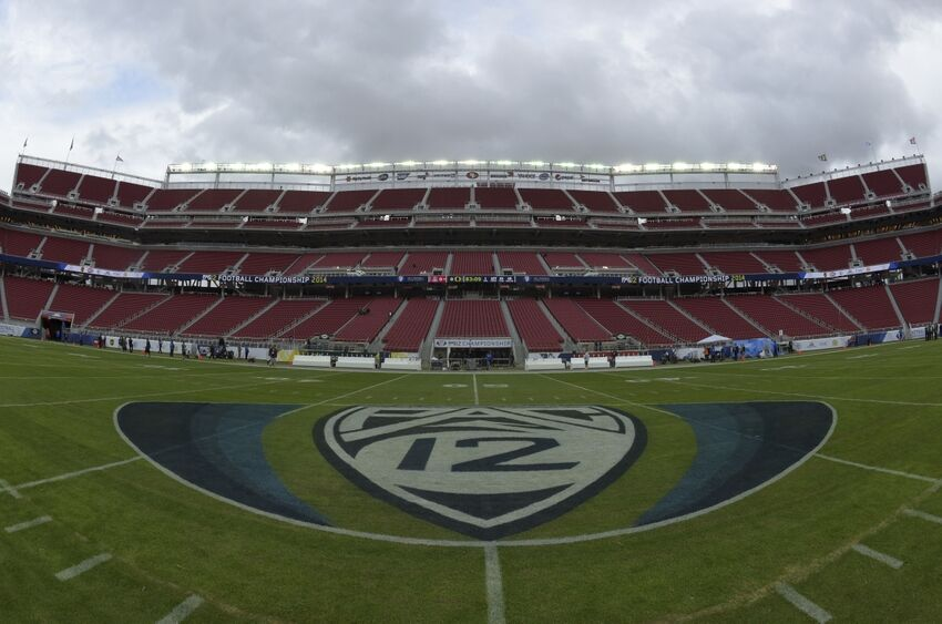 Image result for pac-12 logo