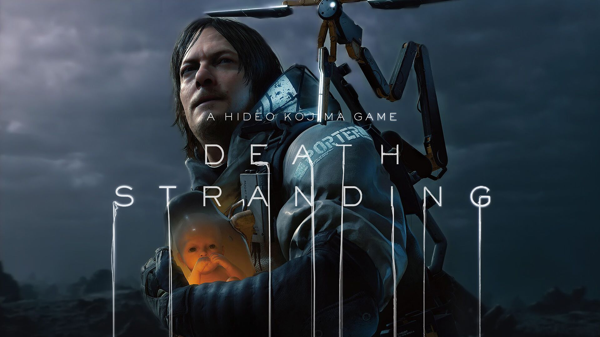E3 2018 We Saw More Weirdness From Death Stranding
