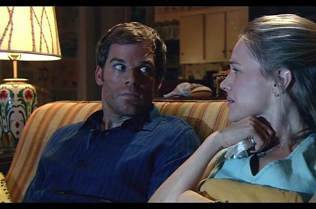 Dexter episode 105 flashback review - 'Love American Style'