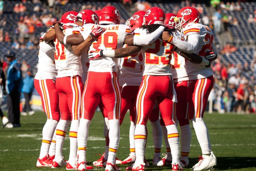 Live Thread Kansas City Chiefs At San Diego Chargers