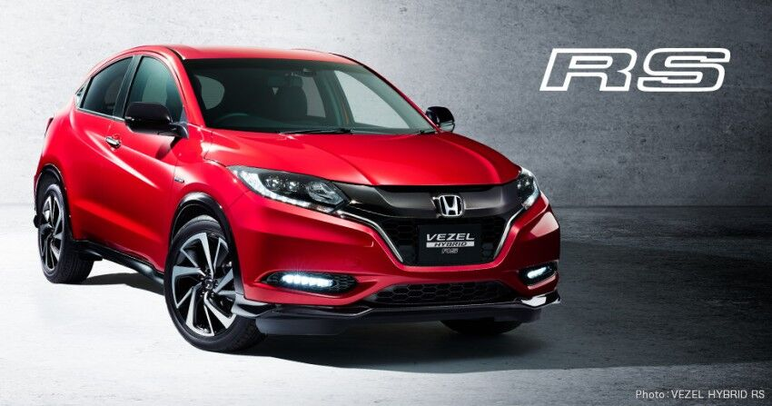 2018 Hybrid Crv >> 2017 Honda HR-V: Hybrid RS Is Sporty JDM Spec Crossover