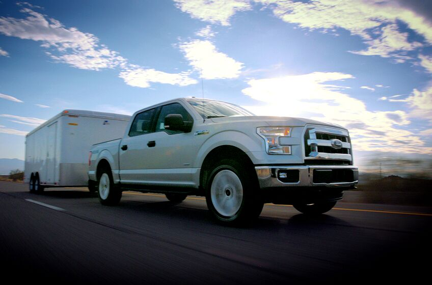 ford f 150 2 7 liter ecoboost wins fuel economy challenge. Black Bedroom Furniture Sets. Home Design Ideas