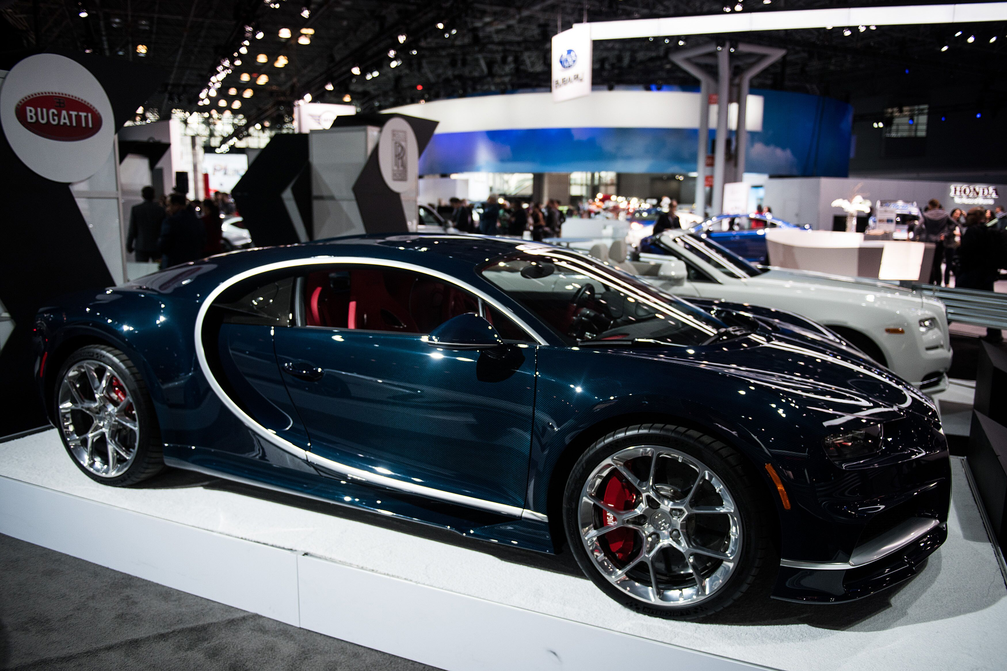 Bugatti Chiron And Its Ugly Us Spec Rear Bumpers