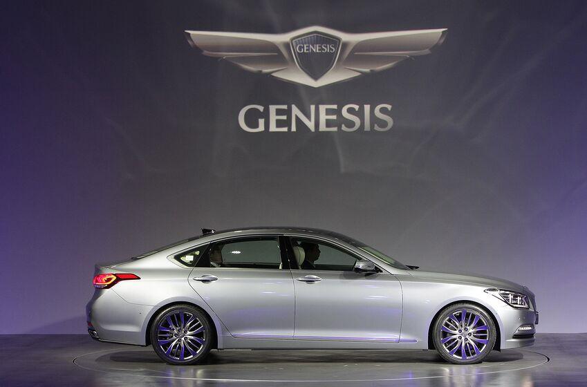 Hyundai Genesis Sedan Killed Off In The Uk Only 50 Cars Sold
