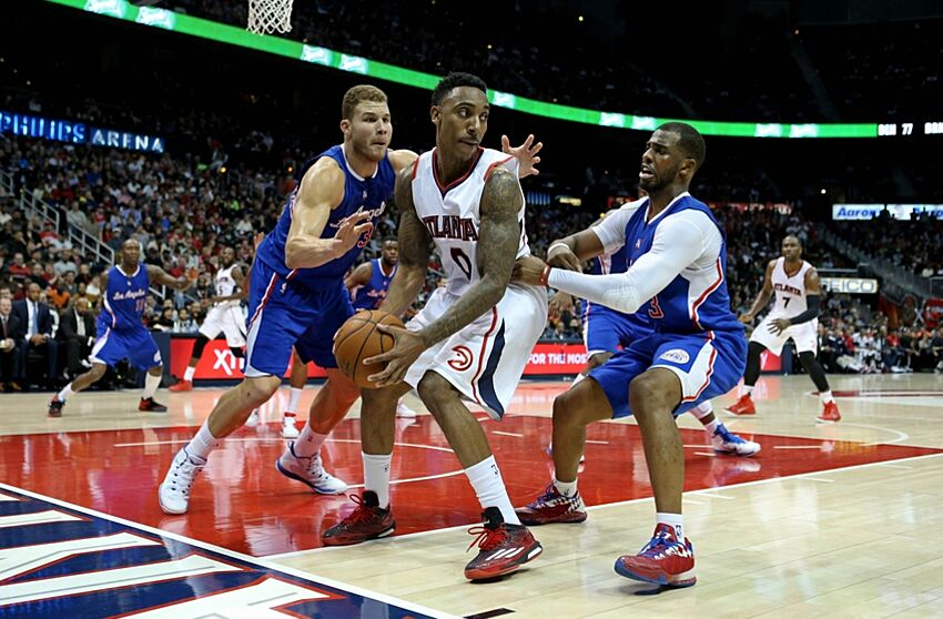 Chris Paul Hawks Atlanta Hawks v...