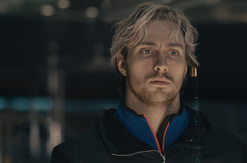 Aaron Taylor-Johnson doesn't expect Quicksilver to return ...