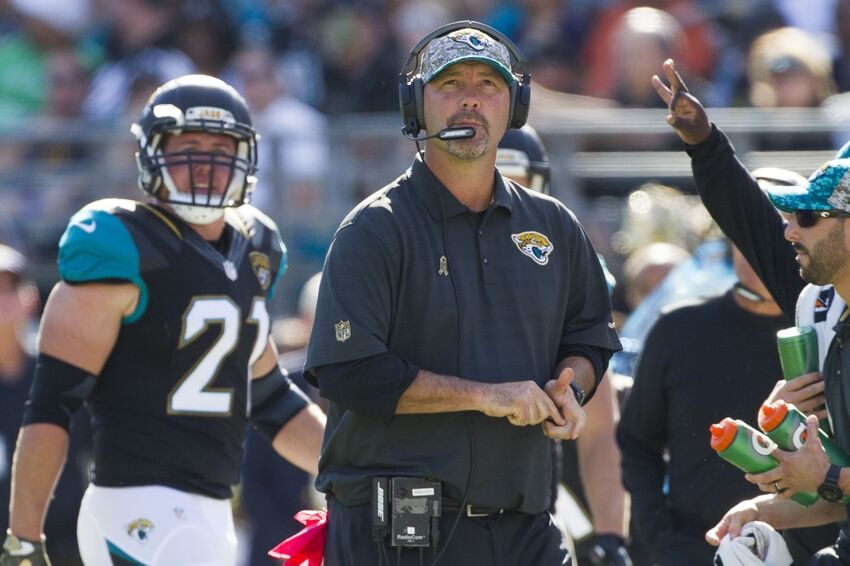 Jacksonville Jaguars Benefiting From Salary Cap Rollover